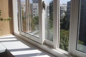 Раздвижные пластиковые окна